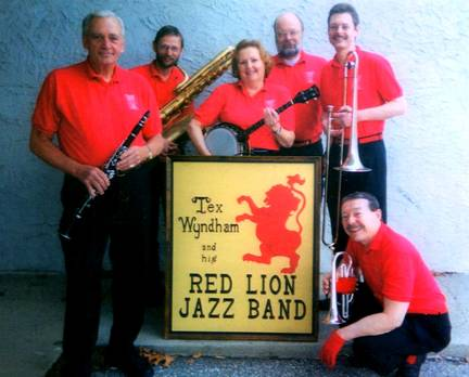 Image result for Red Lions Jazz Band